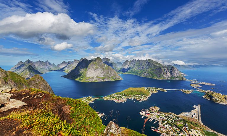 Nord Europa – Fiordi norvegesi