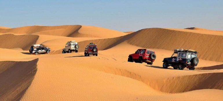 TUNISIA TOUR OASI E DUNE