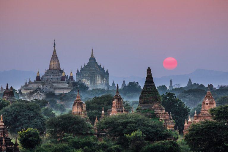 Myanmar Birmania Voyager Gold