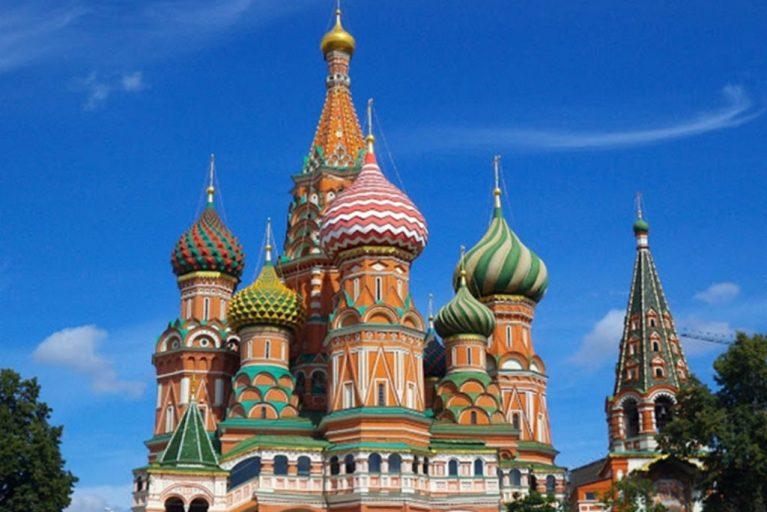 RUSSIA TOUR MOSCA  SAN PIETROBURGO E L'ANELLO D'ORO