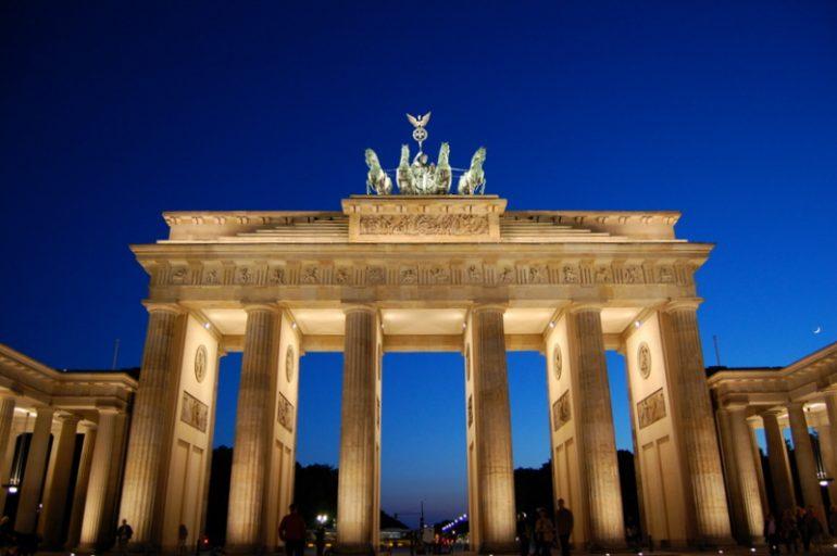 BERLINO…IL CENTRO DELL'EUROPA