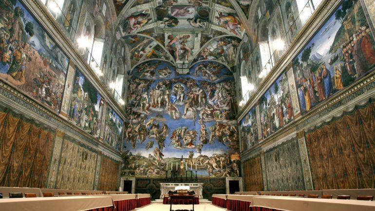 LA GRANDE BELLEZZA: ROMA CAPPELLA SISTINA E I MUSEI VATICANI